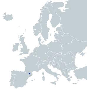 Obiective Turistice Andorra Andorra Hartaeuropa